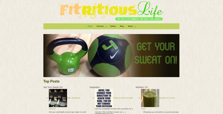 Fitritious Life Demo