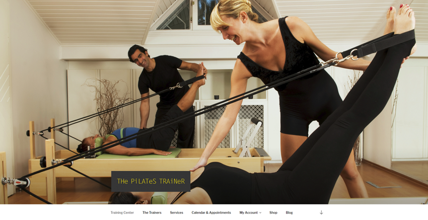 Pilates Trainer Demo